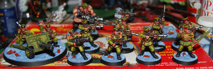 Red Army Imperial Guard Army